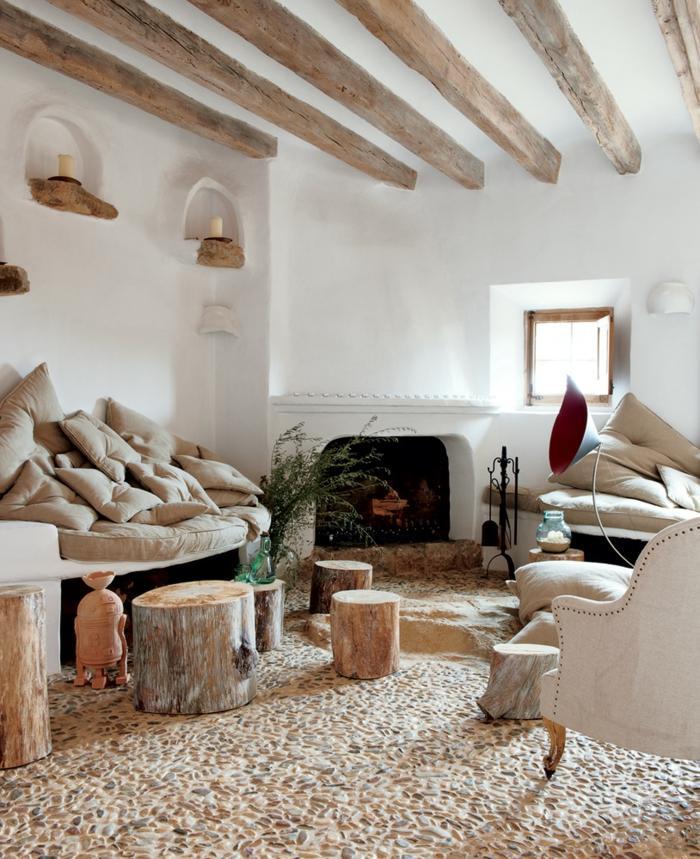 Rustikale Möbel Modern