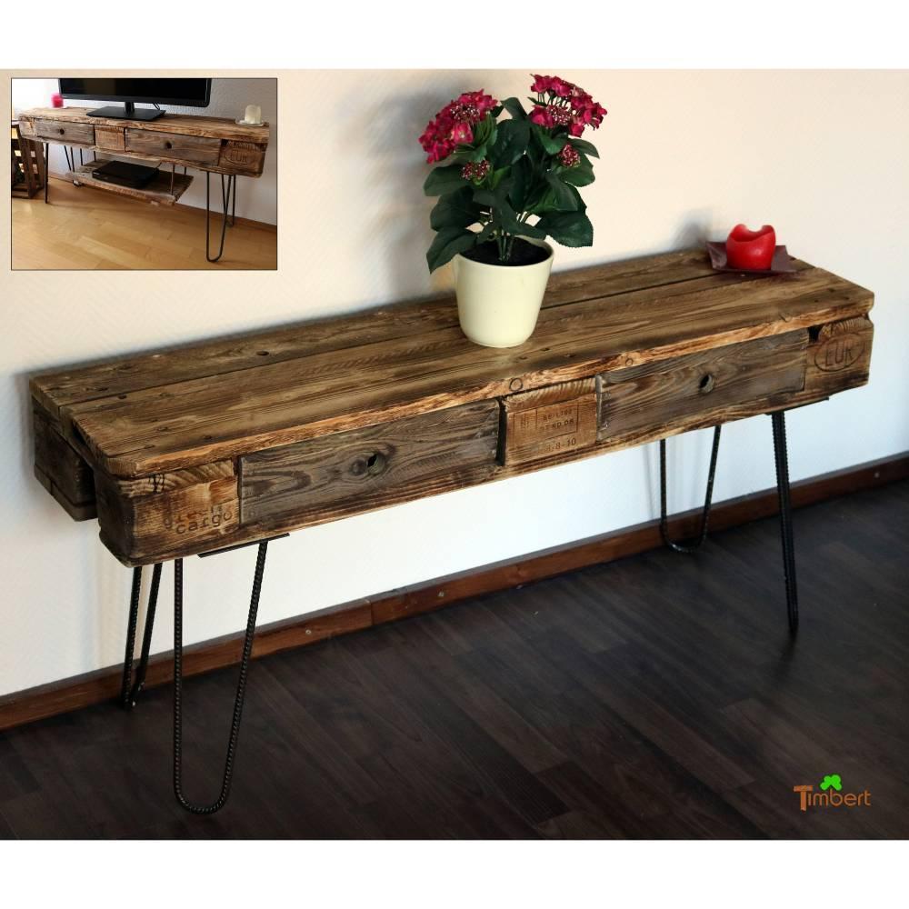 Rustikale Möbel Sideboard