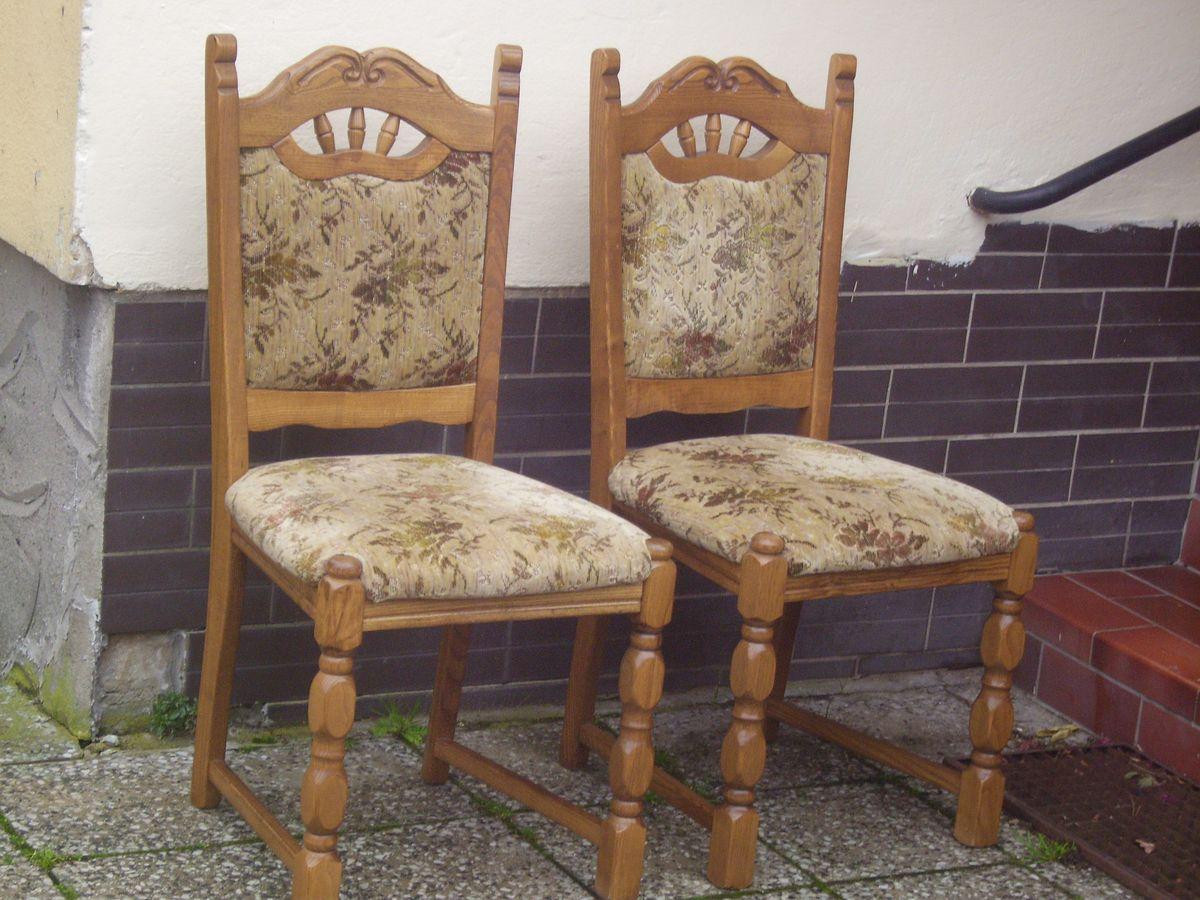 Rustikale Stühle Tirol