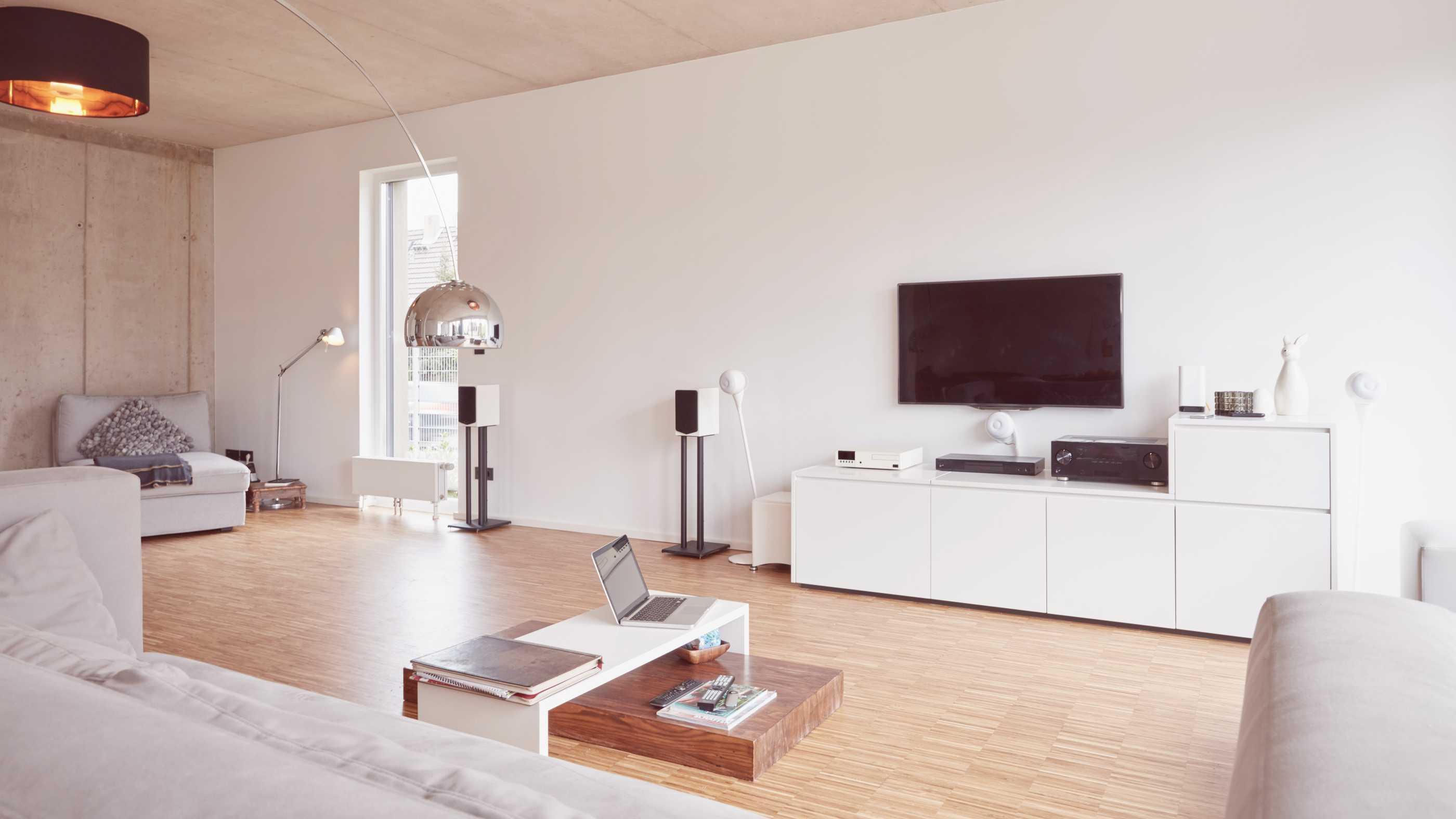 Rustikales Wohnzimmer Gestalten