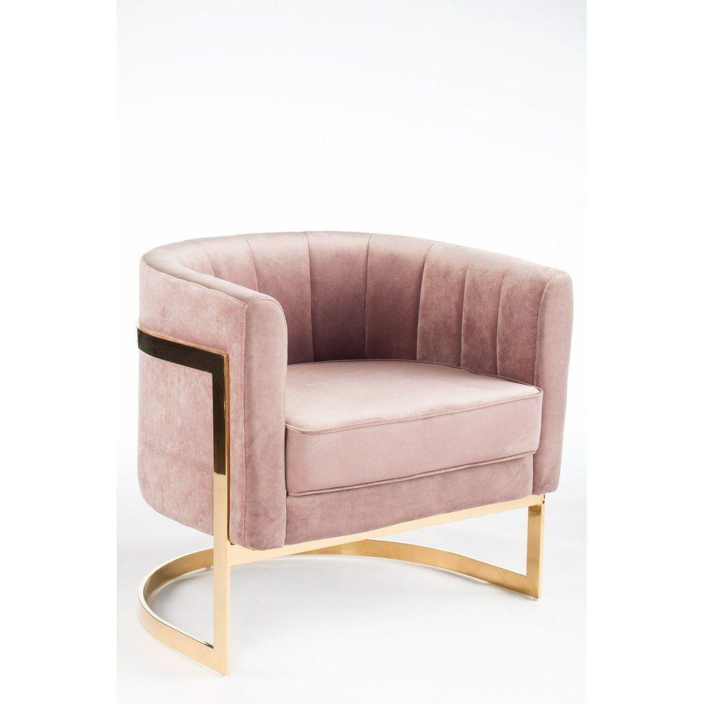 Samt Stühle Grau Gold