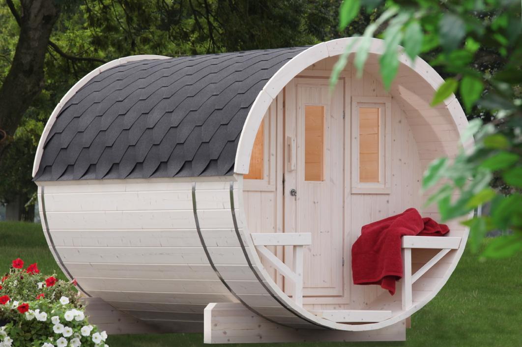 Sauna Garten Kaufen