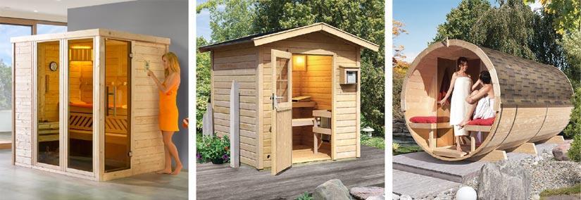 Sauna Gartenhaus Nachrüsten