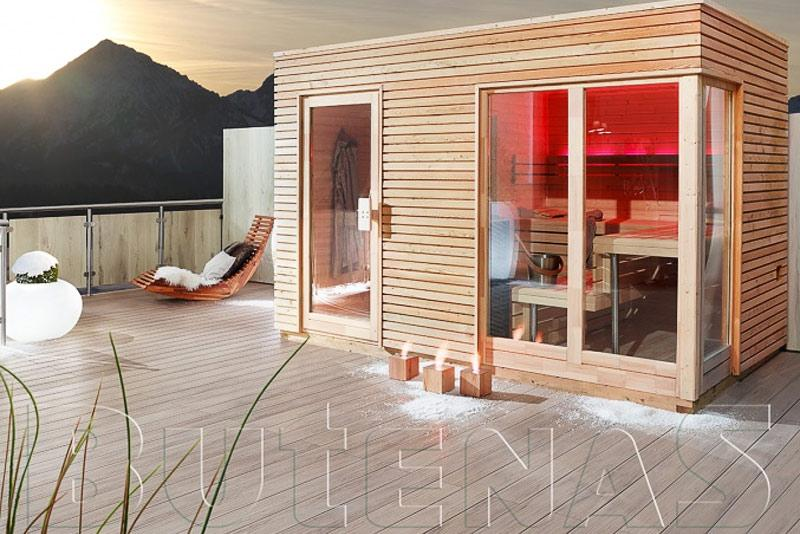 Sauna Im Garten Selber Bauen