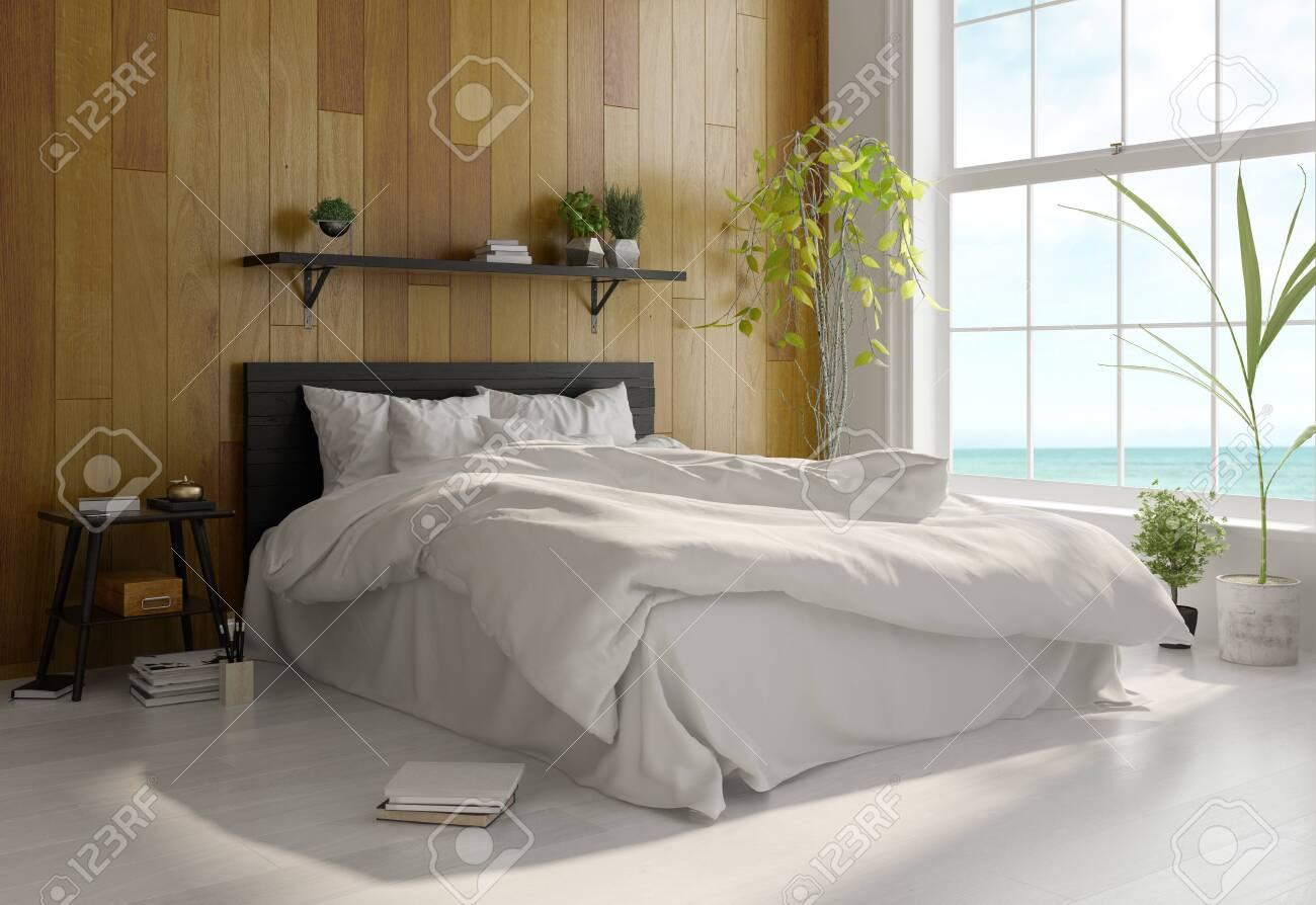 Scandinavian Design Schlafzimmer