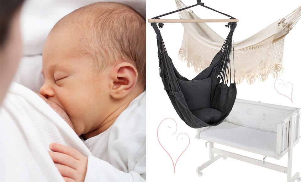 Schaukelstuhl Baby Stillen