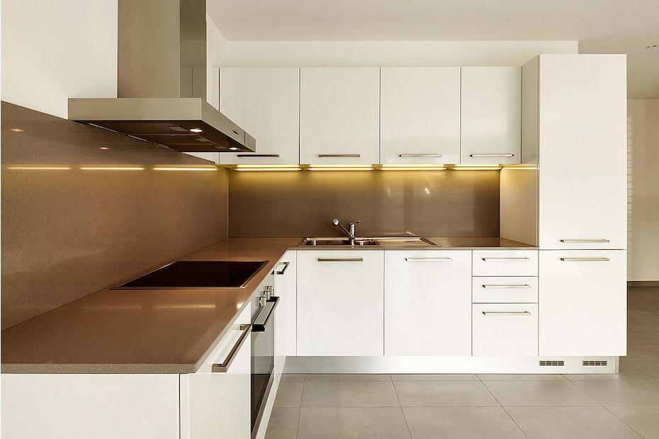 Schienensystem Lampen Küche