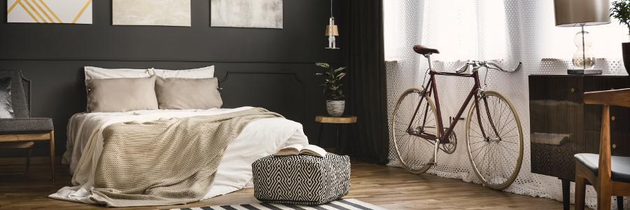Schlafzimmer 50er Jahre Stil