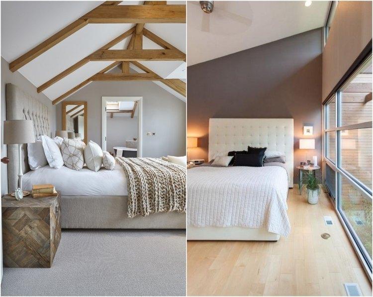Schlafzimmer Anthrazit Holz