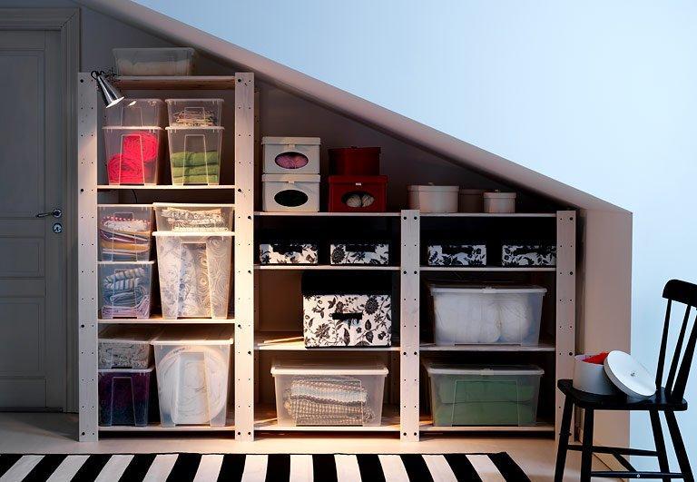 Schlafzimmer Begehbarer Kleiderschrank Dachschräge Ikea