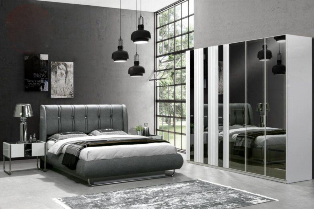 Schlafzimmer Bettüberbau Ohne Bett