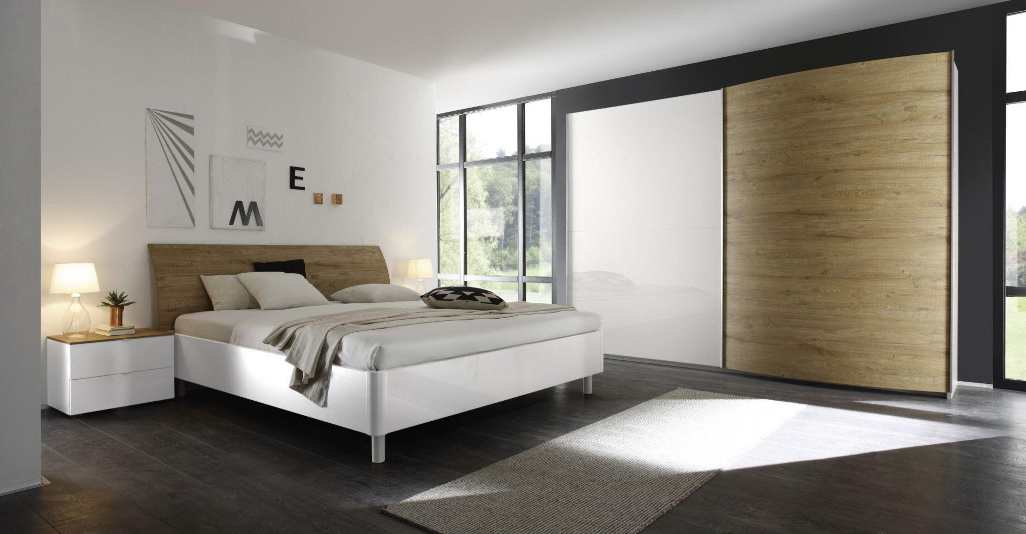 Schlafzimmer Eiche Natur