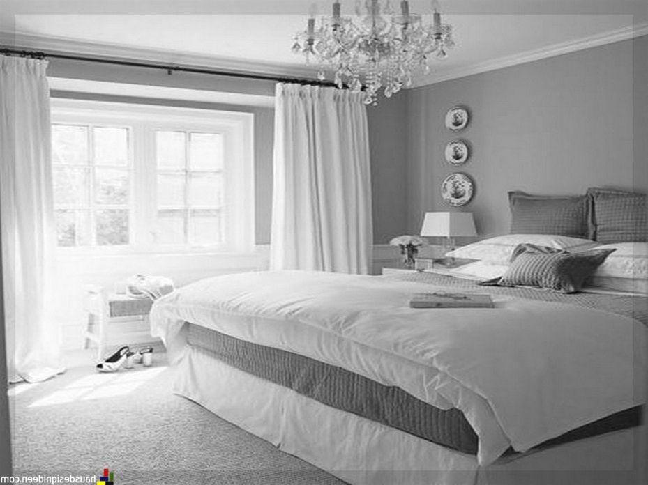 Schlafzimmer Einrichten Grau Weiß