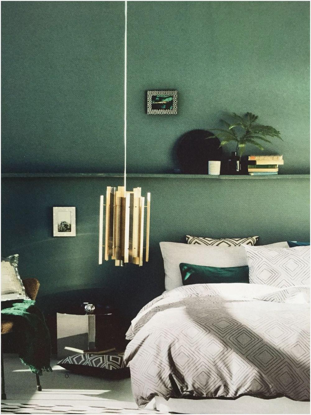 Schlafzimmer Graue Wand
