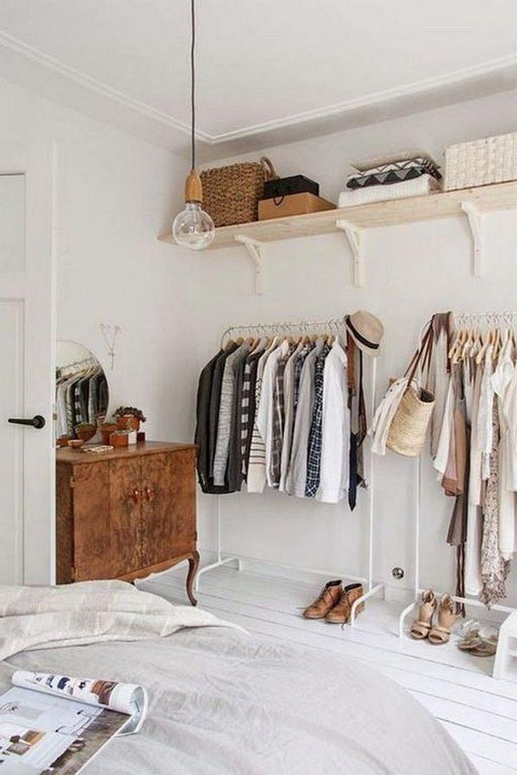 Schlafzimmer Ideen Kleiderständer