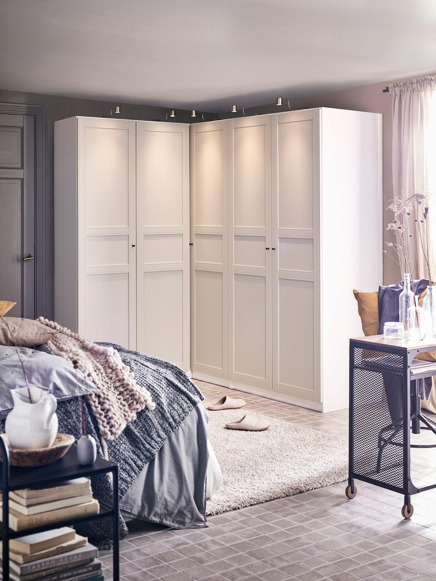 Schlafzimmer Ideen Weiß Beige