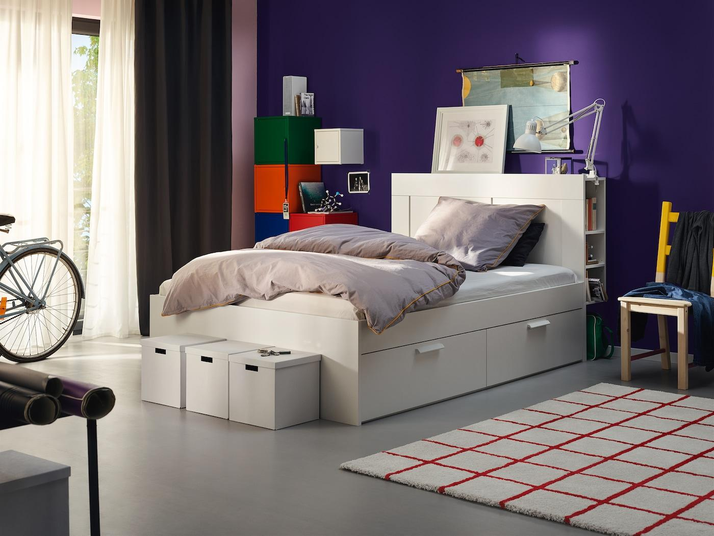 Schlafzimmer Ikea Deko