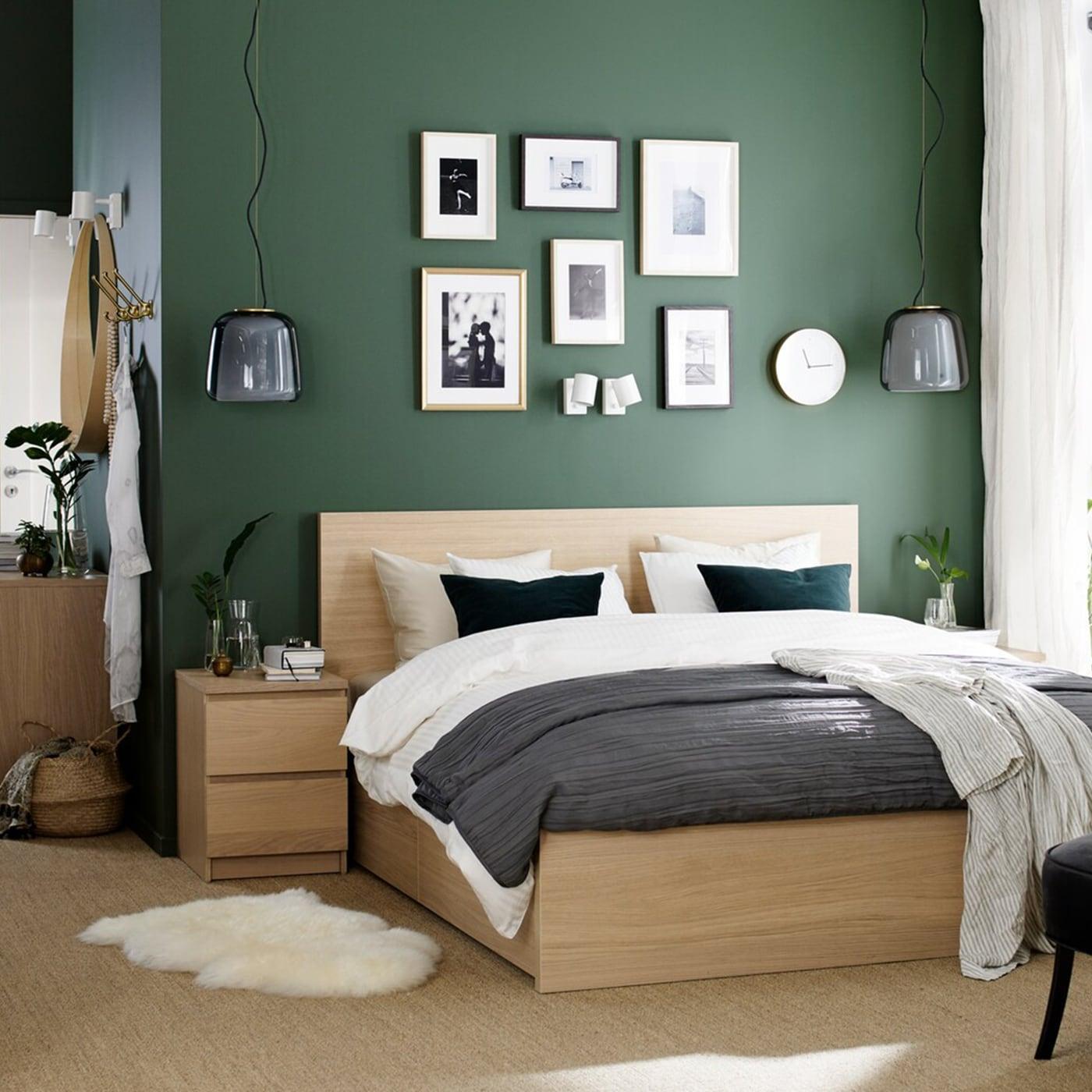 Schlafzimmer Ikea Nachttisch
