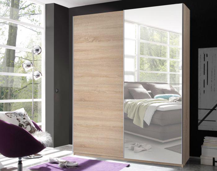 Schlafzimmer Kleiderschrank Schiebetür