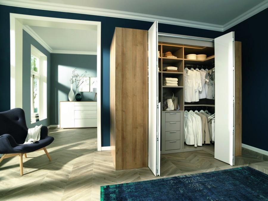 Schlafzimmer Kleiderschrank System