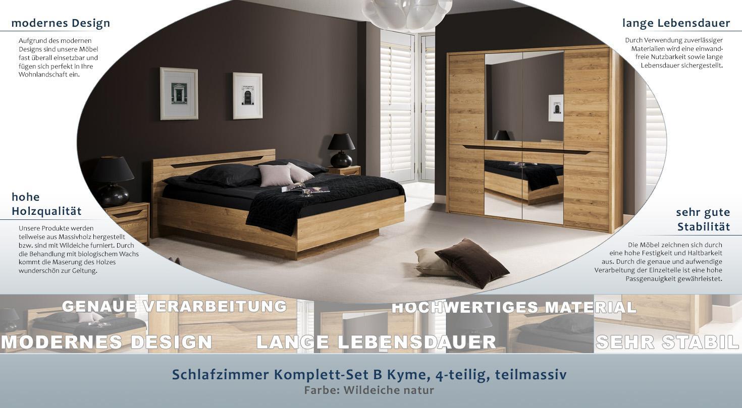 Schlafzimmer Komplett Set Mit Boxspringbett