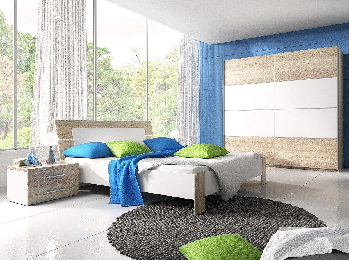 Schlafzimmer Komplett Sonoma Eiche