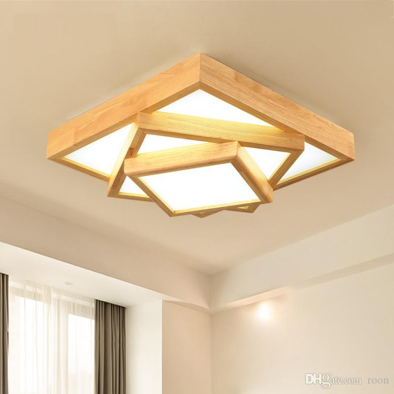 Schlafzimmer Lampe Holz