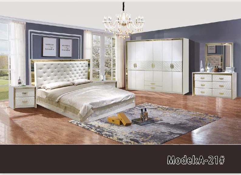 Schlafzimmer Luxus Bett