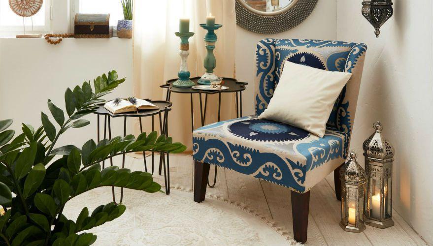 Schlafzimmer Orientalisch Weiß