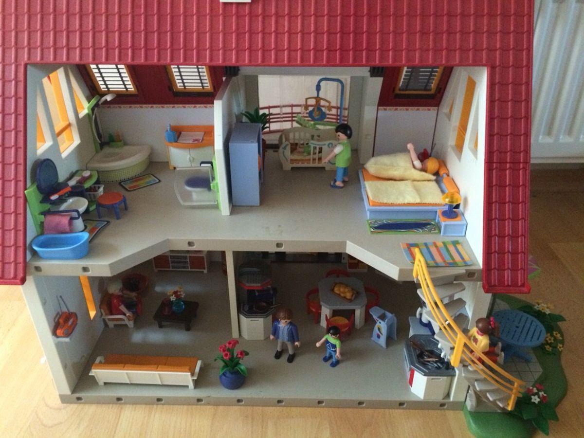 Schlafzimmer Playmobil Haus Einrichtung