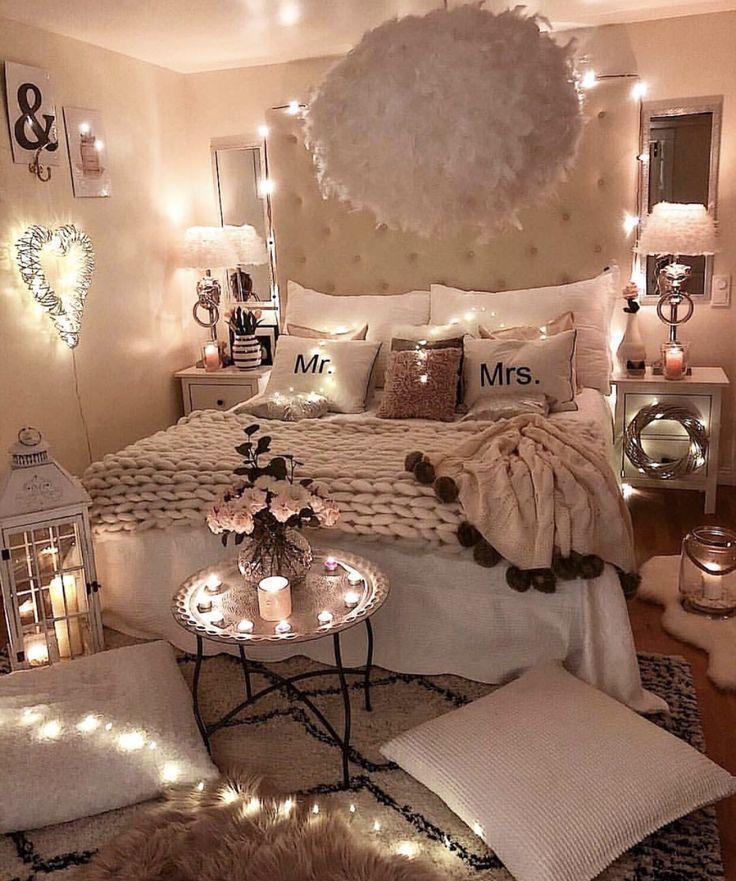 Schlafzimmer Romantisch Dekorieren