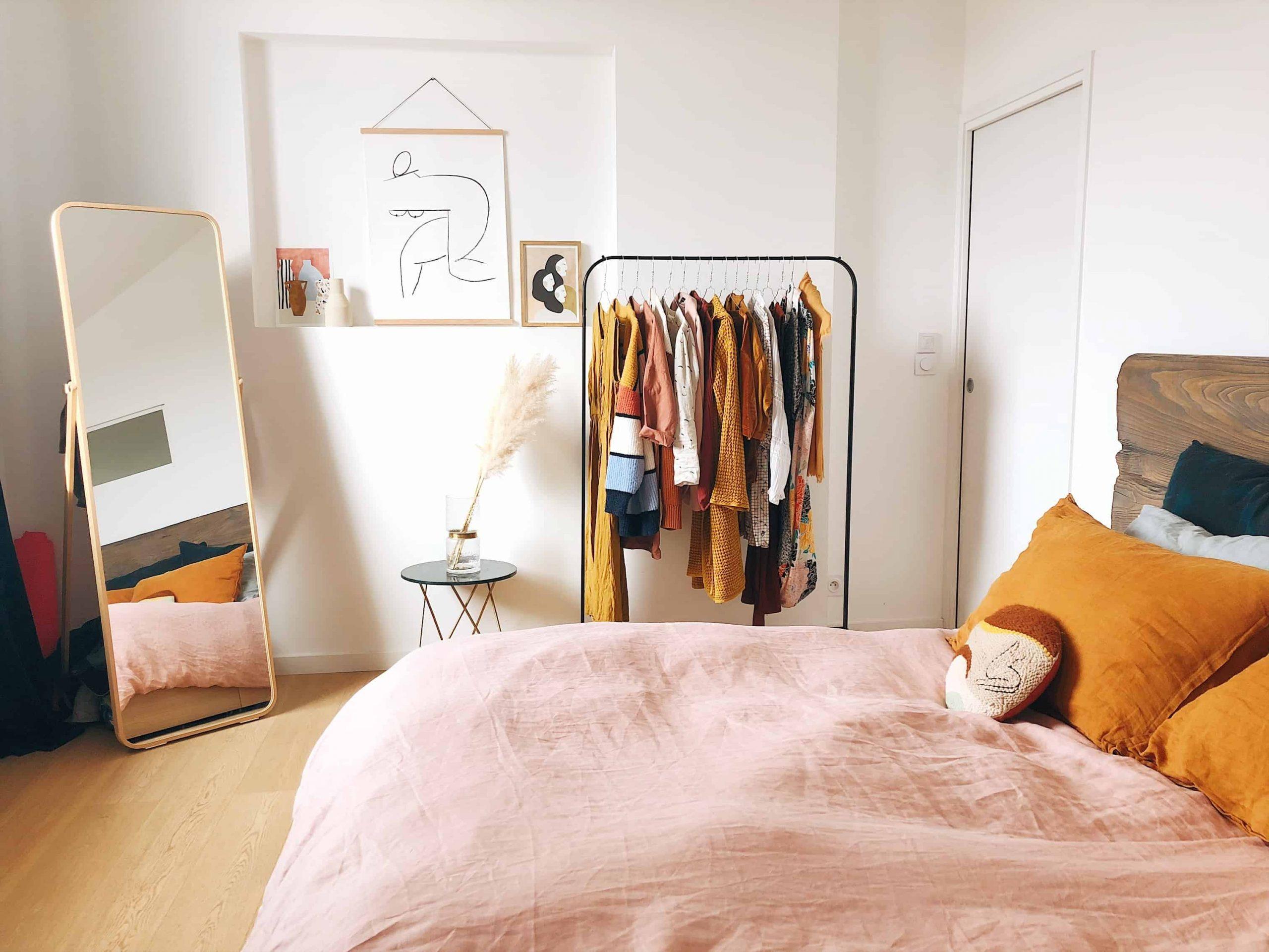 Schlafzimmer Rot Streichen