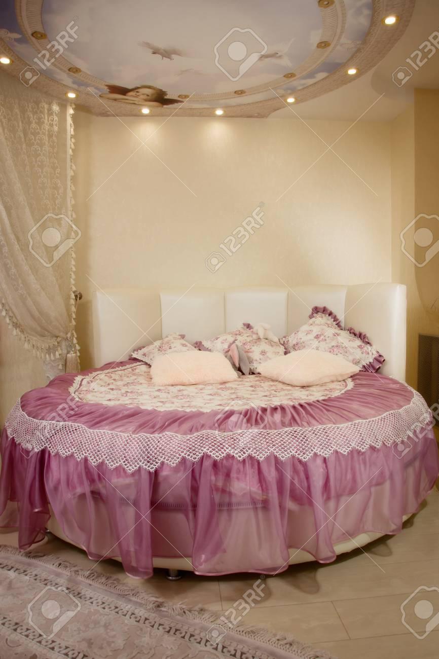 Schlafzimmer Runde Betten