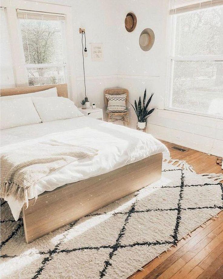 Schlafzimmer Scandi Style