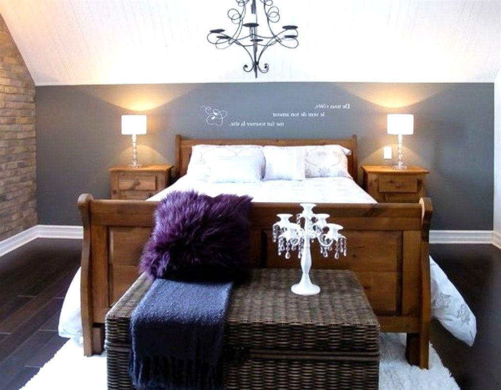 Schlafzimmer Schräge Farbe