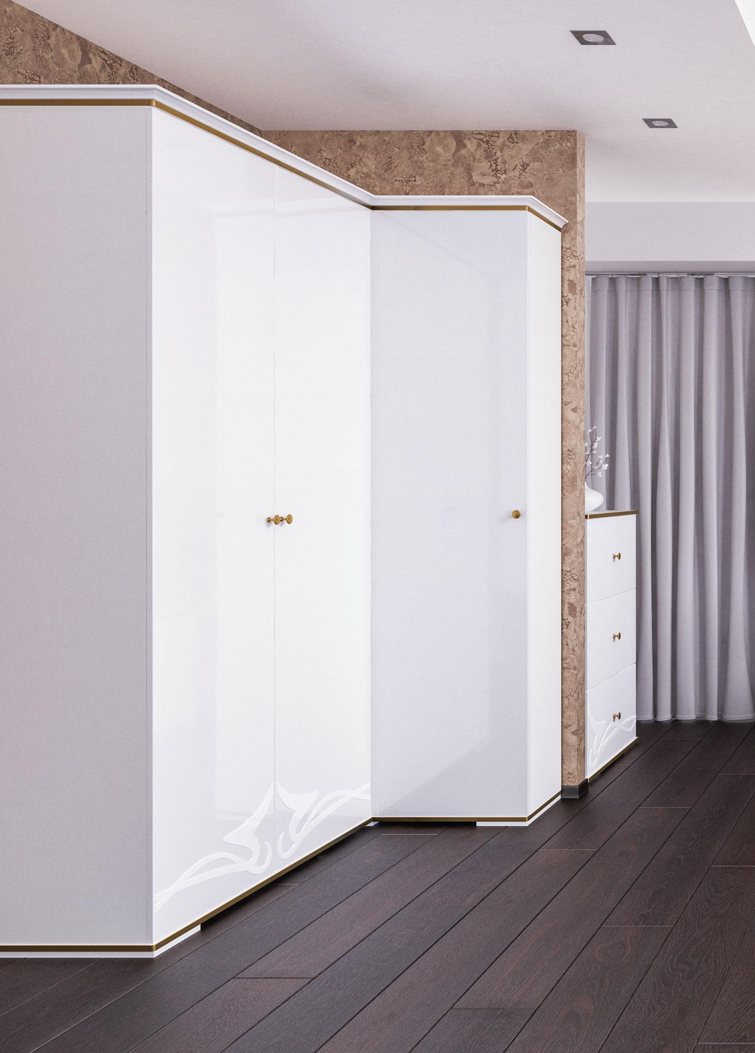 Schlafzimmer Schrank Weiß