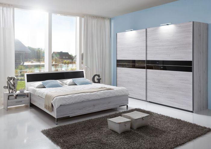 Schlafzimmer Set Grau