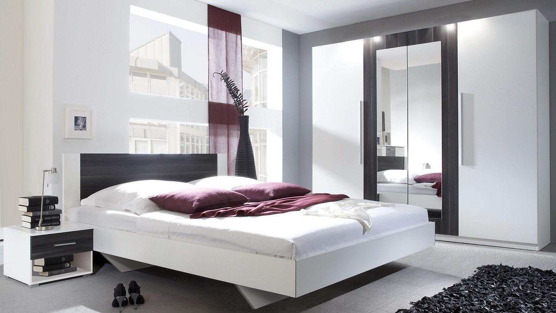 Schlafzimmer Set Weiß Mit Boxspringbett