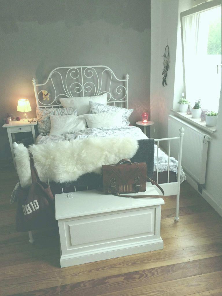 Schlafzimmer Shabby Chic Bett