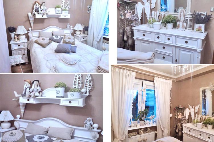 Schlafzimmer Shabby Chic Einrichtung