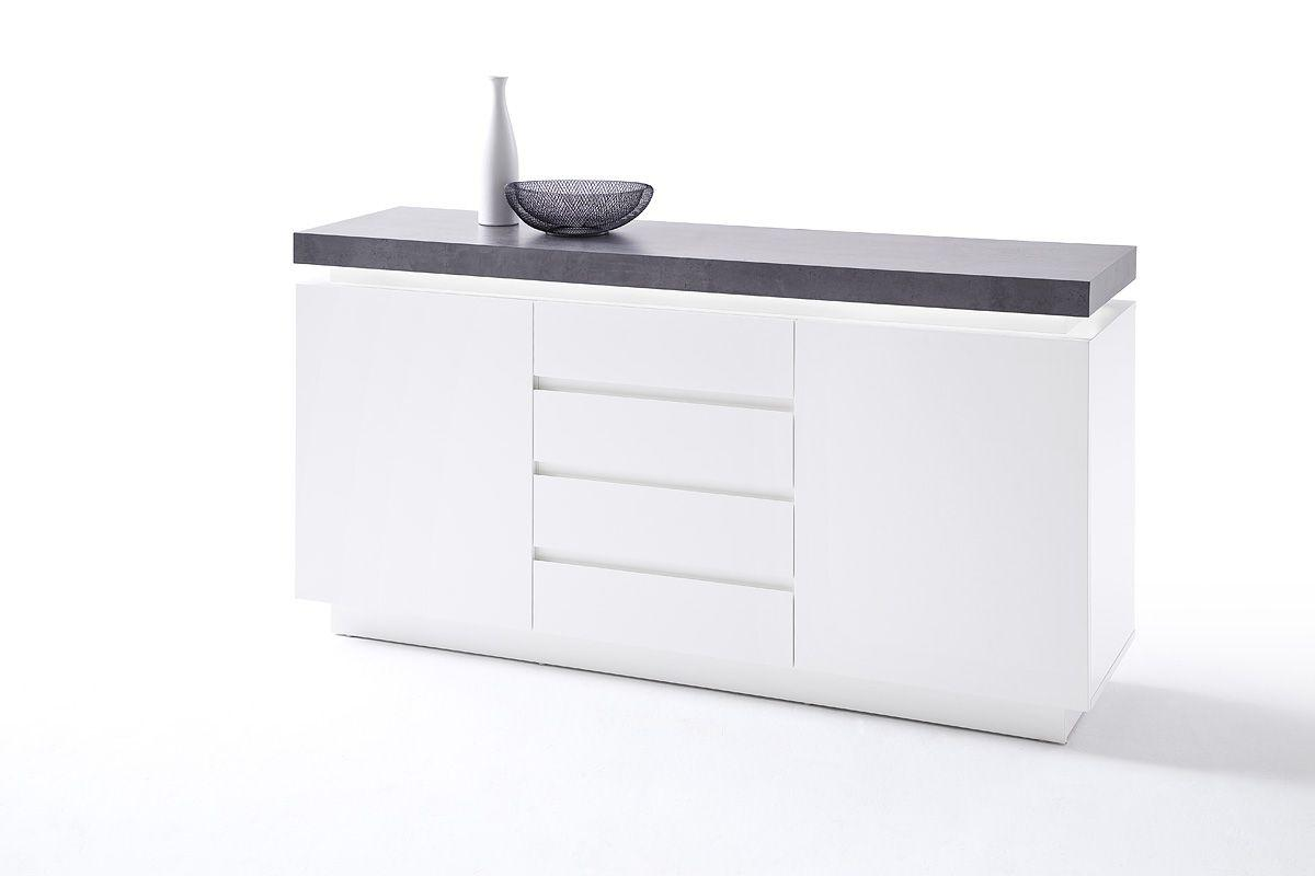 Schlafzimmer Sideboard Weiß