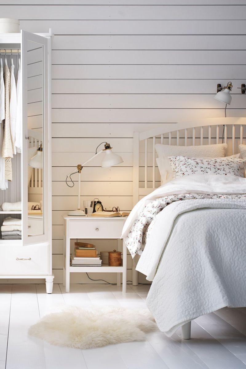 Schlafzimmer Weiß Ikea