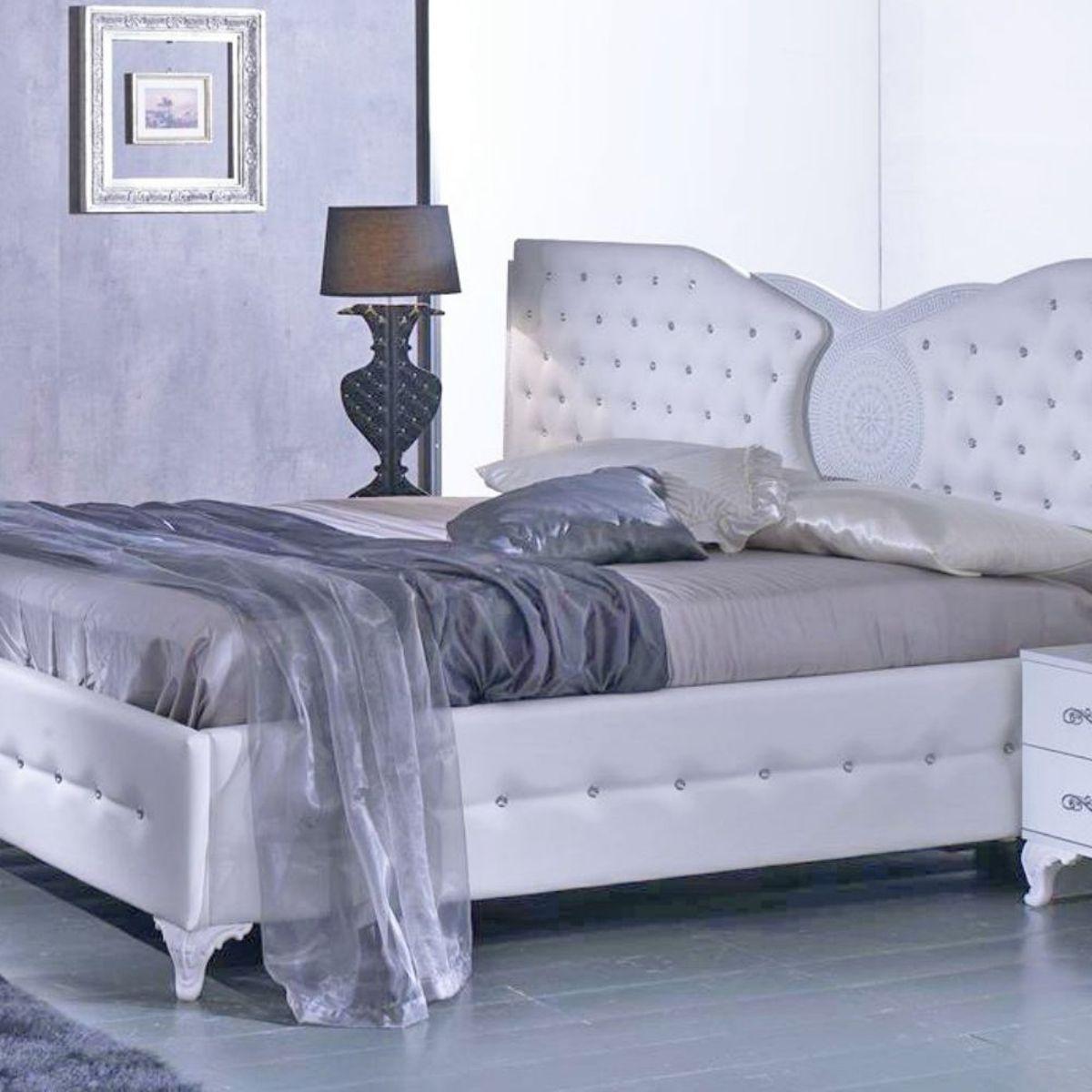 Schlafzimmer Weiß Modern
