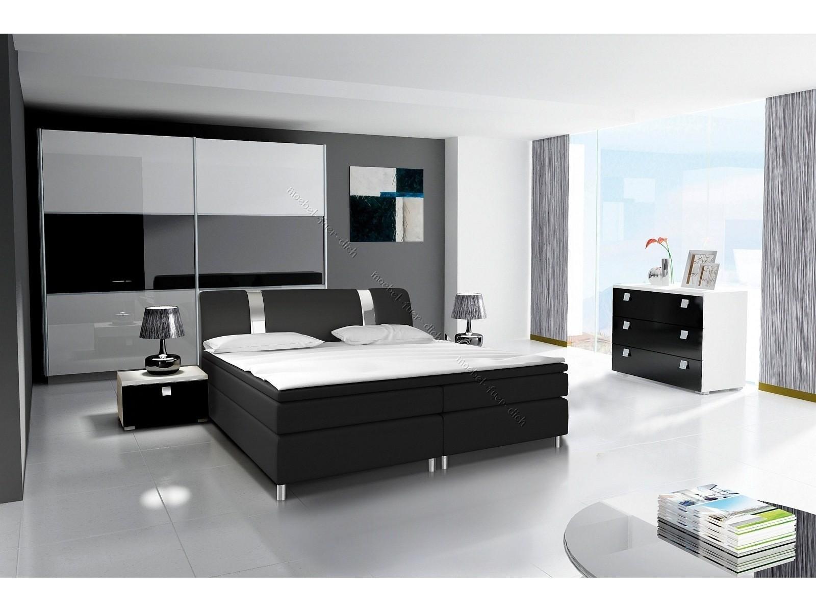 Schlafzimmermöbel Mit Boxspringbett