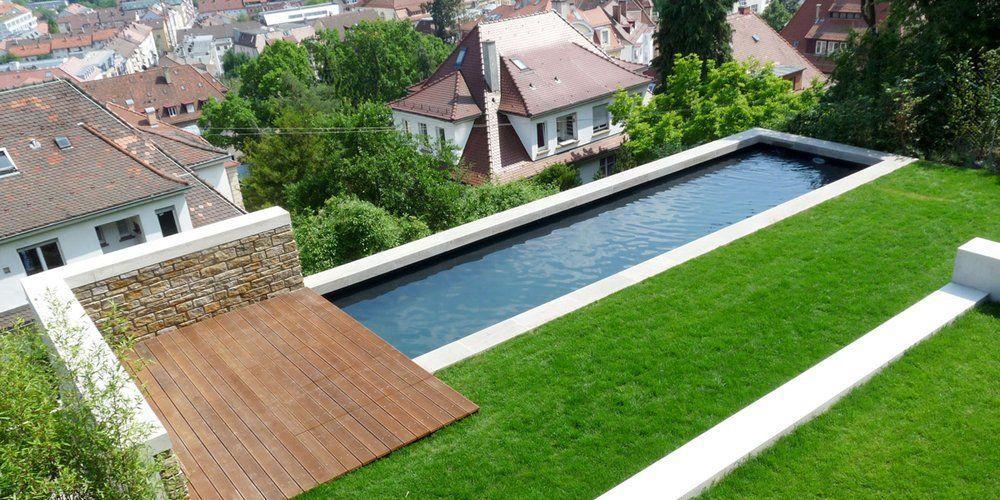 Schmaler Pool Für Kleinen Garten