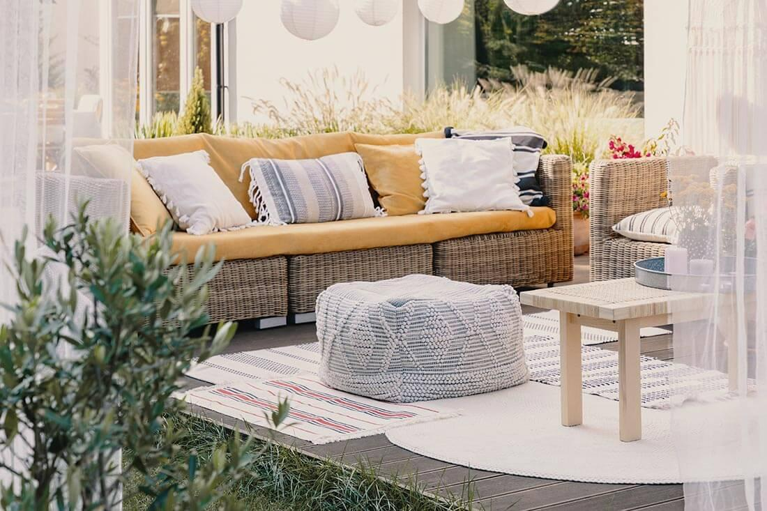 Schmaler Tisch Für Balkon