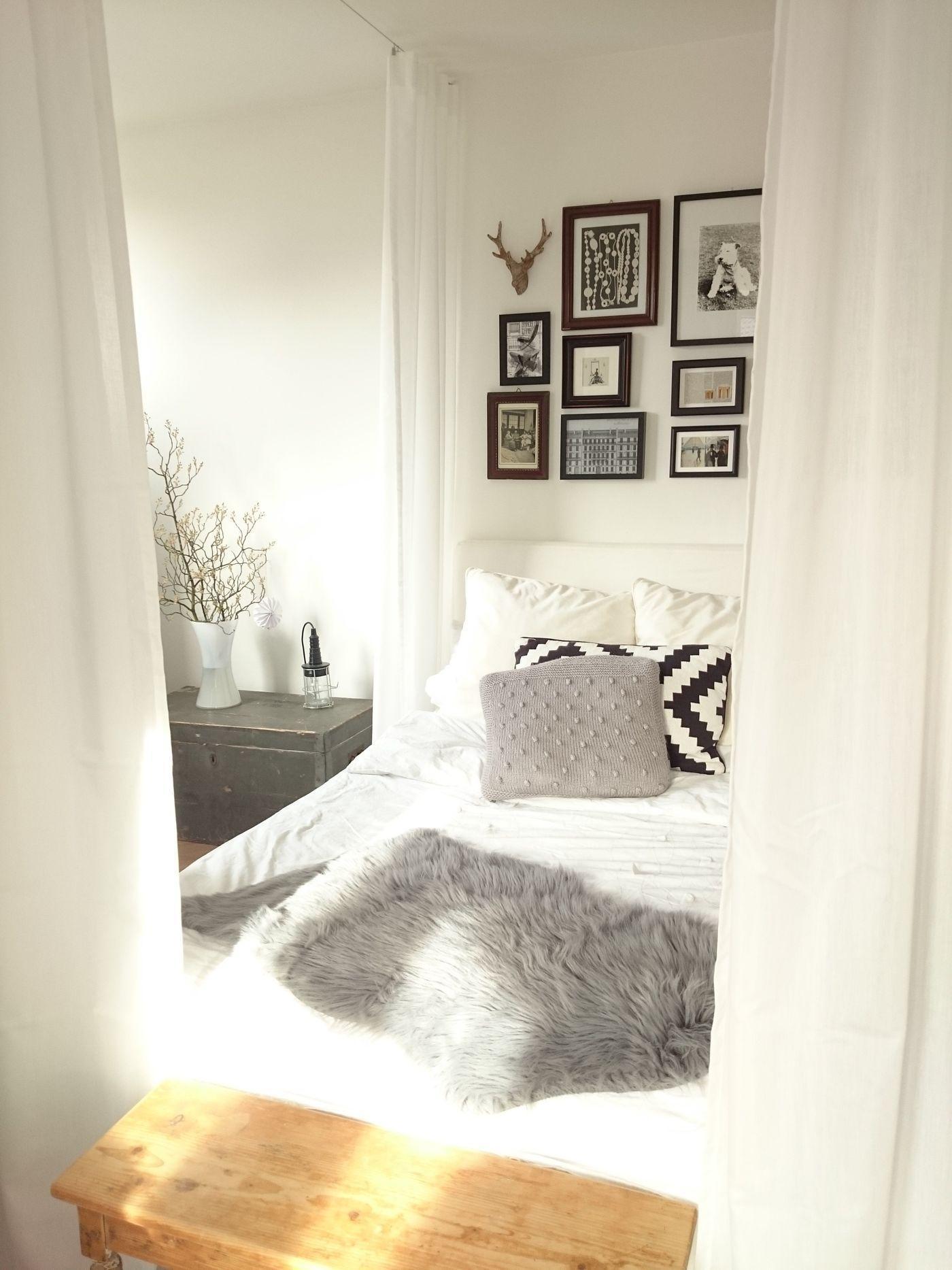 Schmales Schlafzimmer Gestalten