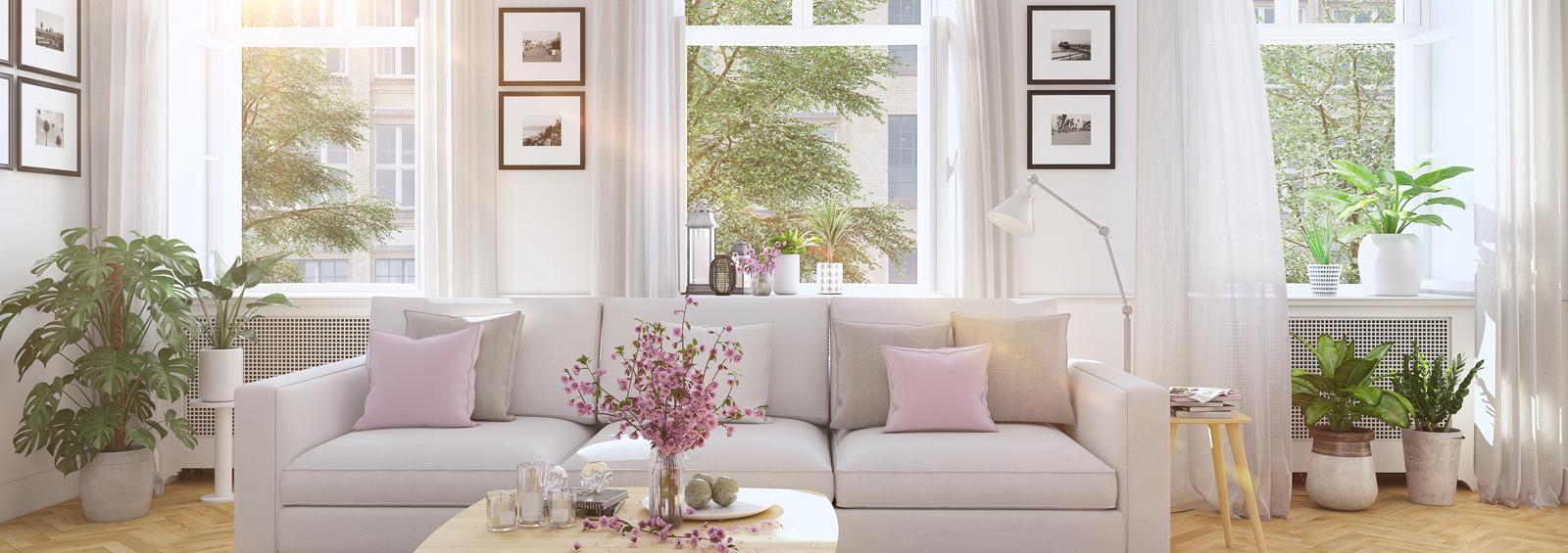 Schöne Gardinen Fürs Wohnzimmer