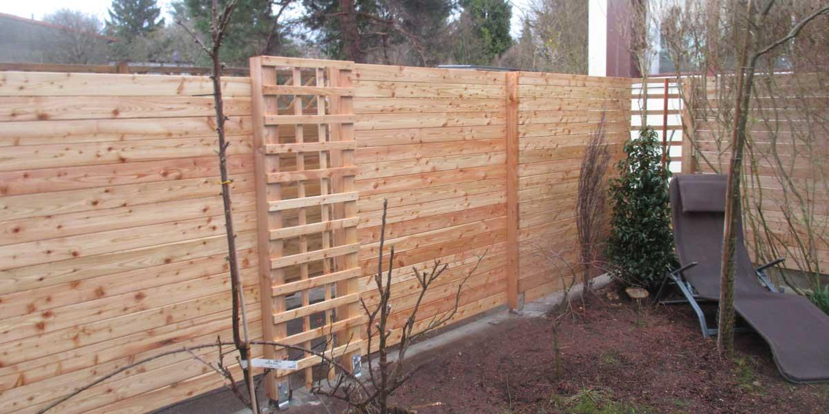 Schöne Gartenzäune Aus Holz