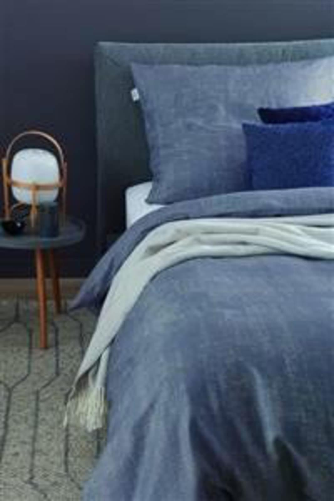 Schöner Wohnen Schlafzimmer Blau